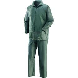 Completo Giacca E Pantalone In Poliestere, Spalmato Internamente In Pvc