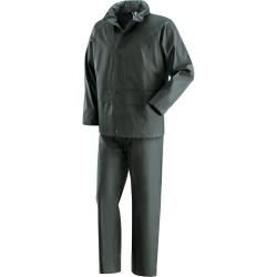 Completo Giacca E Pantalone In Pvc/pu Con Supporto 100% Poliestere Modello Iguazu'