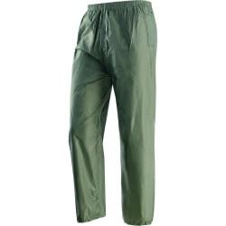 Pantalone Impermeabile In Poliestere, Spalmato Internamente In Pvc