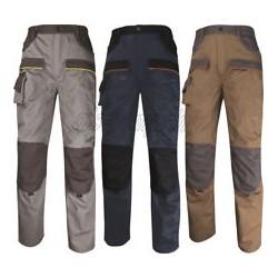 Pantalone Da Lavoro Delta Plus Grigio Mach2