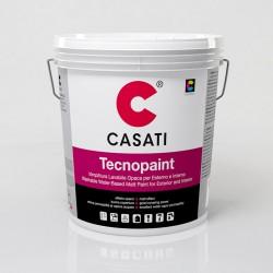 Pittura Superlavabile Opaca Per Esterno Bianca Tecnopaint