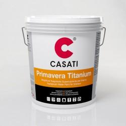 Pittura Traspirante Per Interno Super Coprente Primavera Titanium