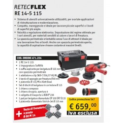 RE 14-5 115 KIT RETECFLEX